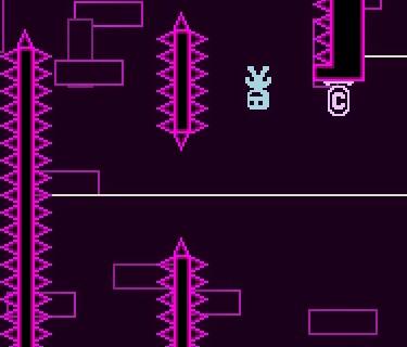 VVVVVV flash game.