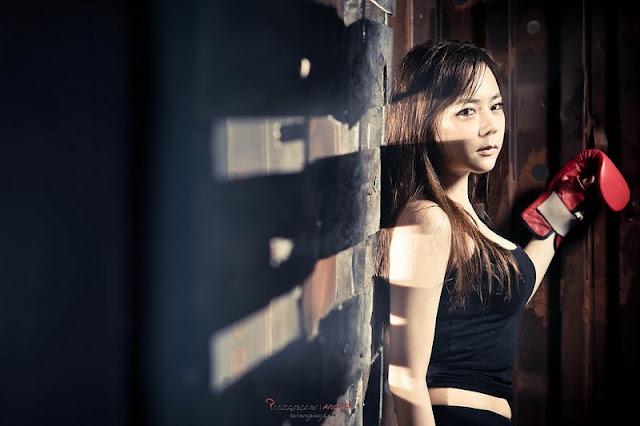 Korean Model Kim Na Na