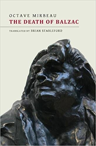 "Traduction anglaise de ""La Mort de Balzac"", avril 2018"