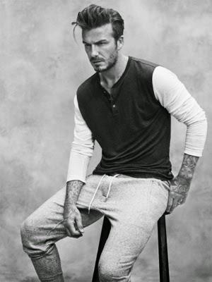 H&M ropa interior ropa para estar por casa David Beckham primavera verano 2015