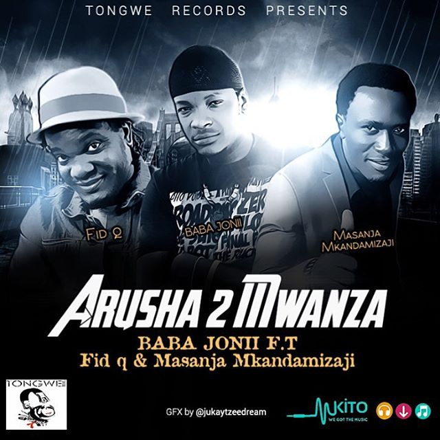 NEW AUDIO Adam Mchomvu Ft Fid Q & Masanja - Arusha 2