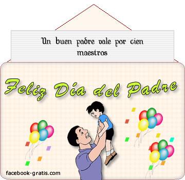 Carta para el Día del Padre