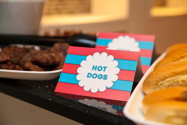 Dr. Seuss Food Card