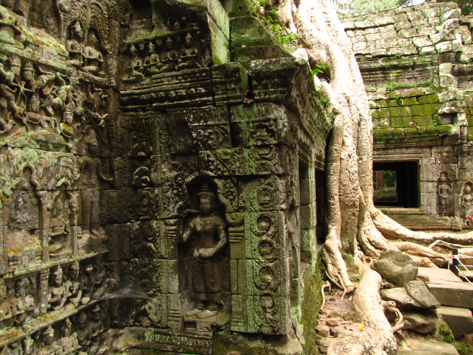 Ancient Temples In The Jungle - Viewing Gallery Ancient Ruins Fantasy