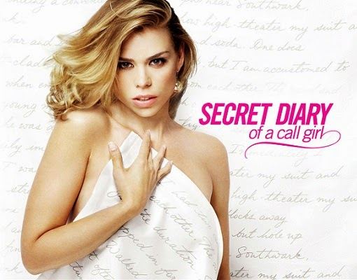 Secret Diary of a Call Girl TV series 2007 Greek Subs 18+