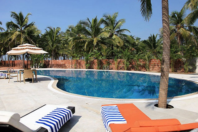 Malabar Ocean Front Beach Resort and Spa in Kasaragod, Kerala
