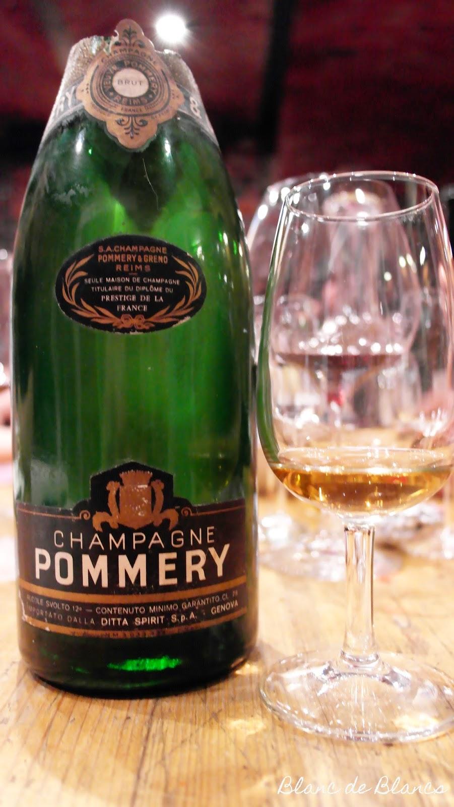 Pommery NV 1970-luvulta - www.blancdeblancs.fi