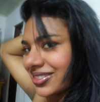 Beleza Negra Jovem Linda