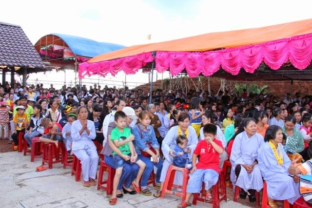 chùa Liên Hoa,lễ Vu lan,cha mẹ