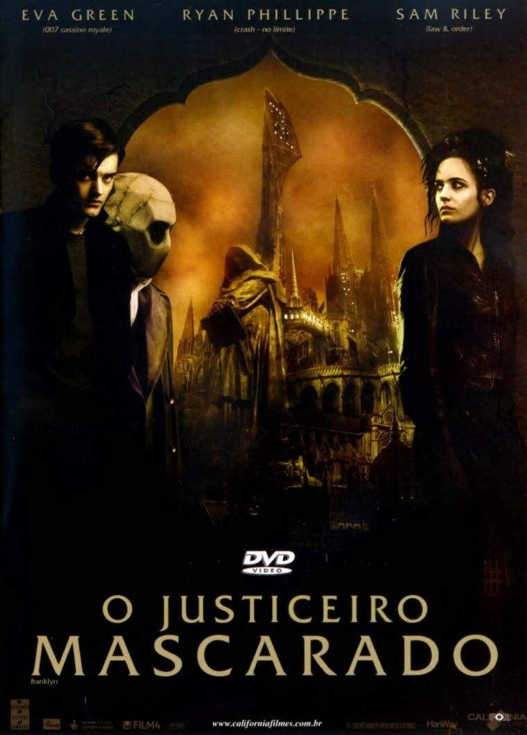 O Justiceiro Mascarado – Dublado (2008)