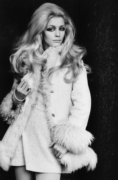 patty pravo in the 1960s
