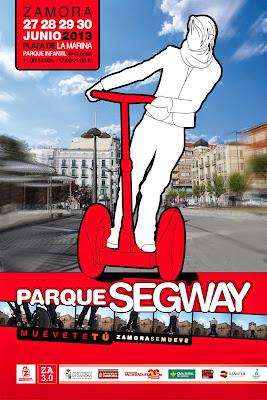 Cartel Zamora Segway