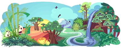 الإحتفال باليوم العالمي للأرض
