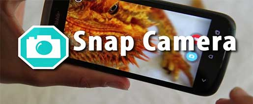 Snap Camera HDR 6.8.6 Full Apk