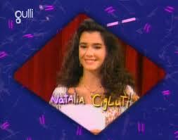 The gallery for --> Natalia Cigliuti Held Up  Natalia