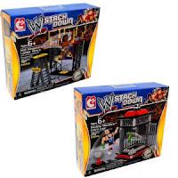 Buy WWE StackDown Starter Set  at Rs. 239 Via Amazon :buytoearn
