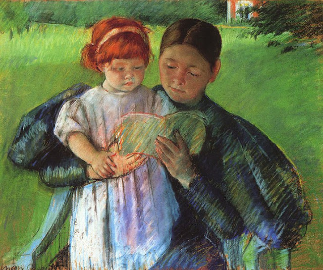Mary Cassatt 1844-1926 | American impressionist painter