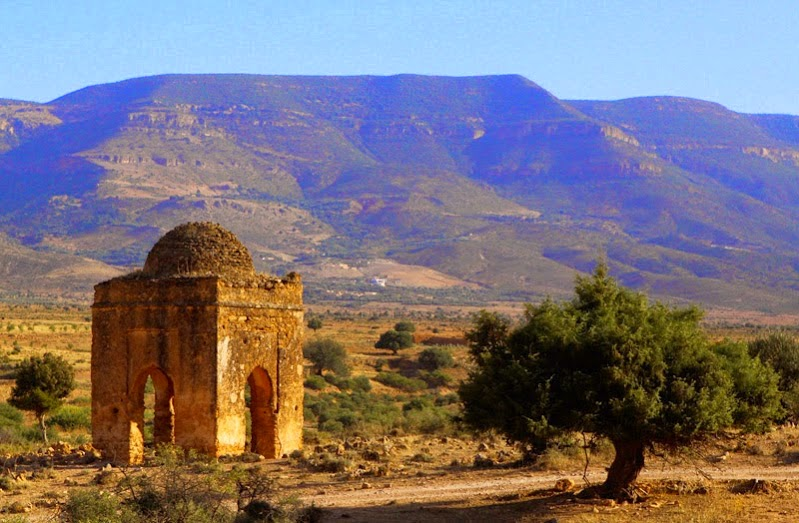 Lands of taourirt - eastern Morocco