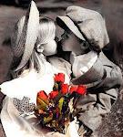 Quiero ser dueña de tus besos...
