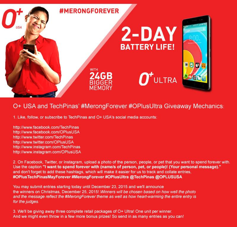 O+ USA TechPinas Merong Forever