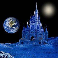 Om steder på månen