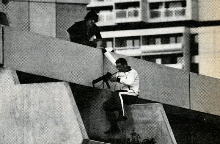 an account of the 1972 olympics games munich massacre in germany Free essay: during the 1972 olympics games in munich, west germany, the german officials wanted to set a different tone to the previous game where hitler was.