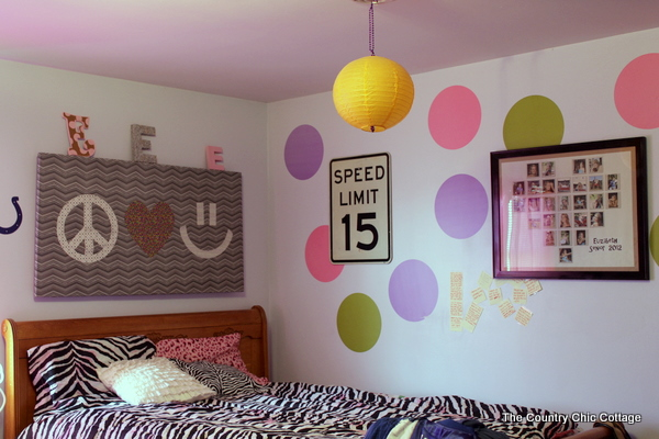 zebra themed teen room the country chic cottage