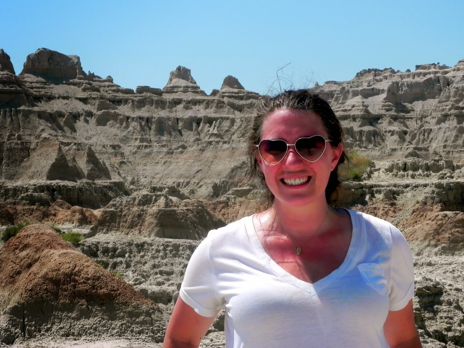 Me at Badlands!