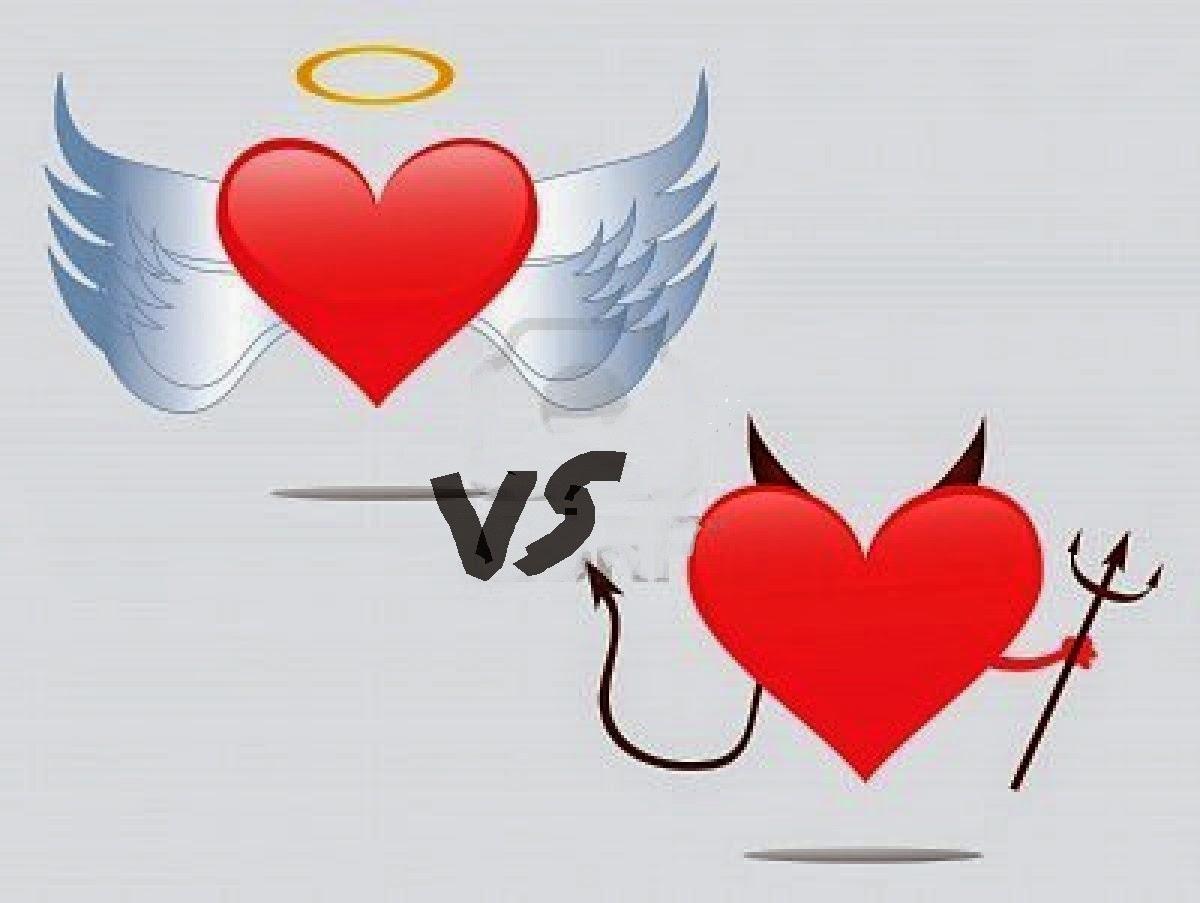Imágenes de amor y odio