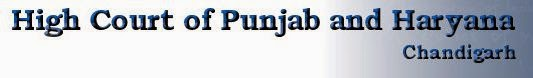 Punjab and Haryana High Court Jobs 2018/2018 12th Pass Recruitments
