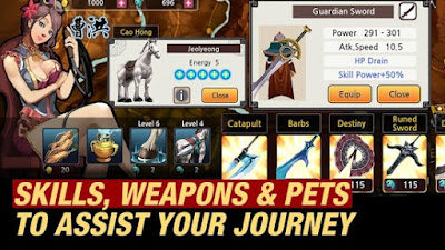 Undead Slayer APK Mod v2.0.2 (Unlimited Jades, Money, Offline)