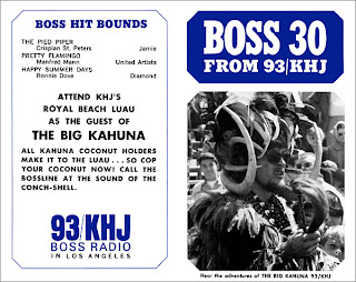 KHJ Boss 30 No. 49 - The Big Kahuna