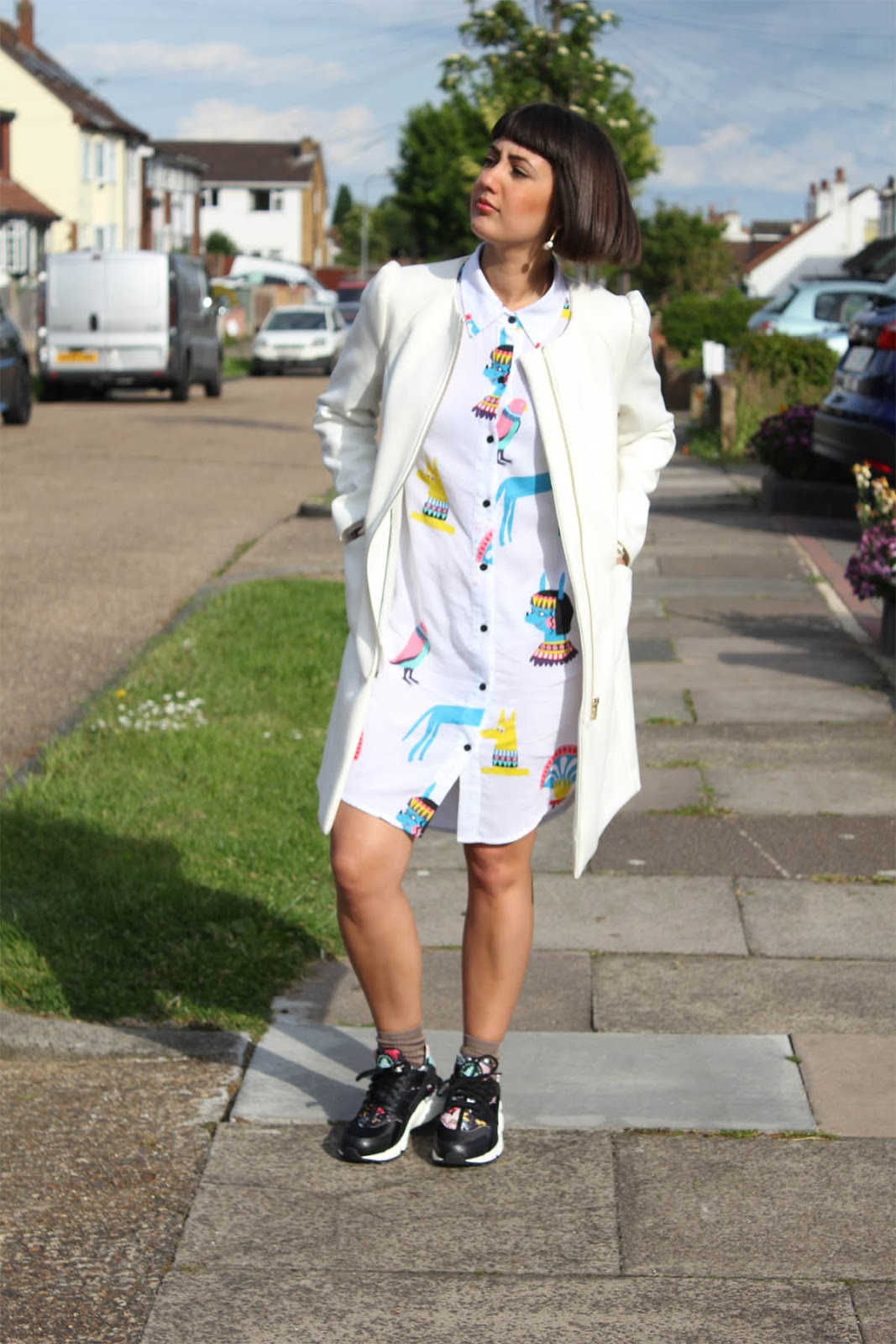 Outfit Huarache