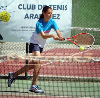Sofía Gurumeta Club Tenis Aranjuez