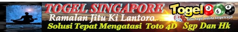 Prediksi Togel Jitu Singapore Dan Hongkong
