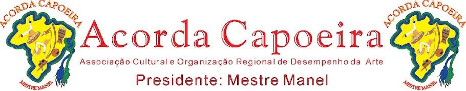 Acorda Capoeira