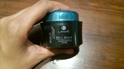 REVIEW: Lakme Absolute Skin Gloss Overnight Mask  image