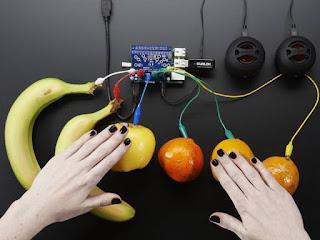 Menakjubkan, Buah-buahan Ini Bisa Menjadi Alat Musik Merdu