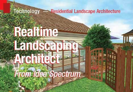 Realtime Landscaping Architect 2.0.4 - 2D and 3D Landscape Designs