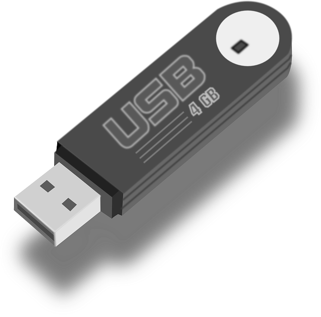 4GB Sinowealth USB flash drive recovery software