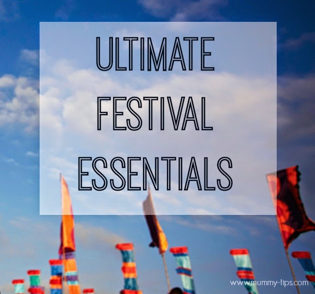 Festival Essentials