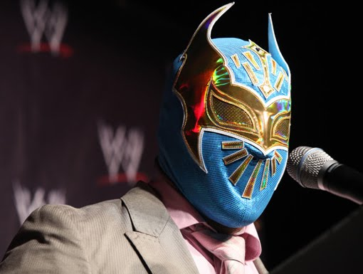 sin cara unmasked and rey mysterio. sin cara unmasked and rey