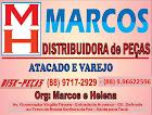 MH Marcos Distribuidora de Peças. (88) 9.9717-2929 - 9.96622596.