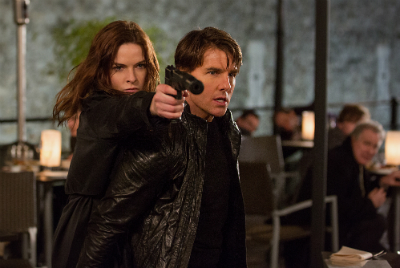 "Review of ""Mission Impossible: Rogue Nation"""