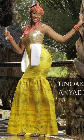 Meet the Unoak Anyadike, the 2015 MBGN in Nigeria
