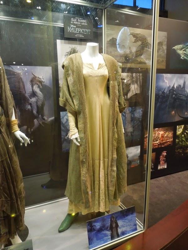 Elle Fanning Aurora Costume Hollywood Movie Costum...