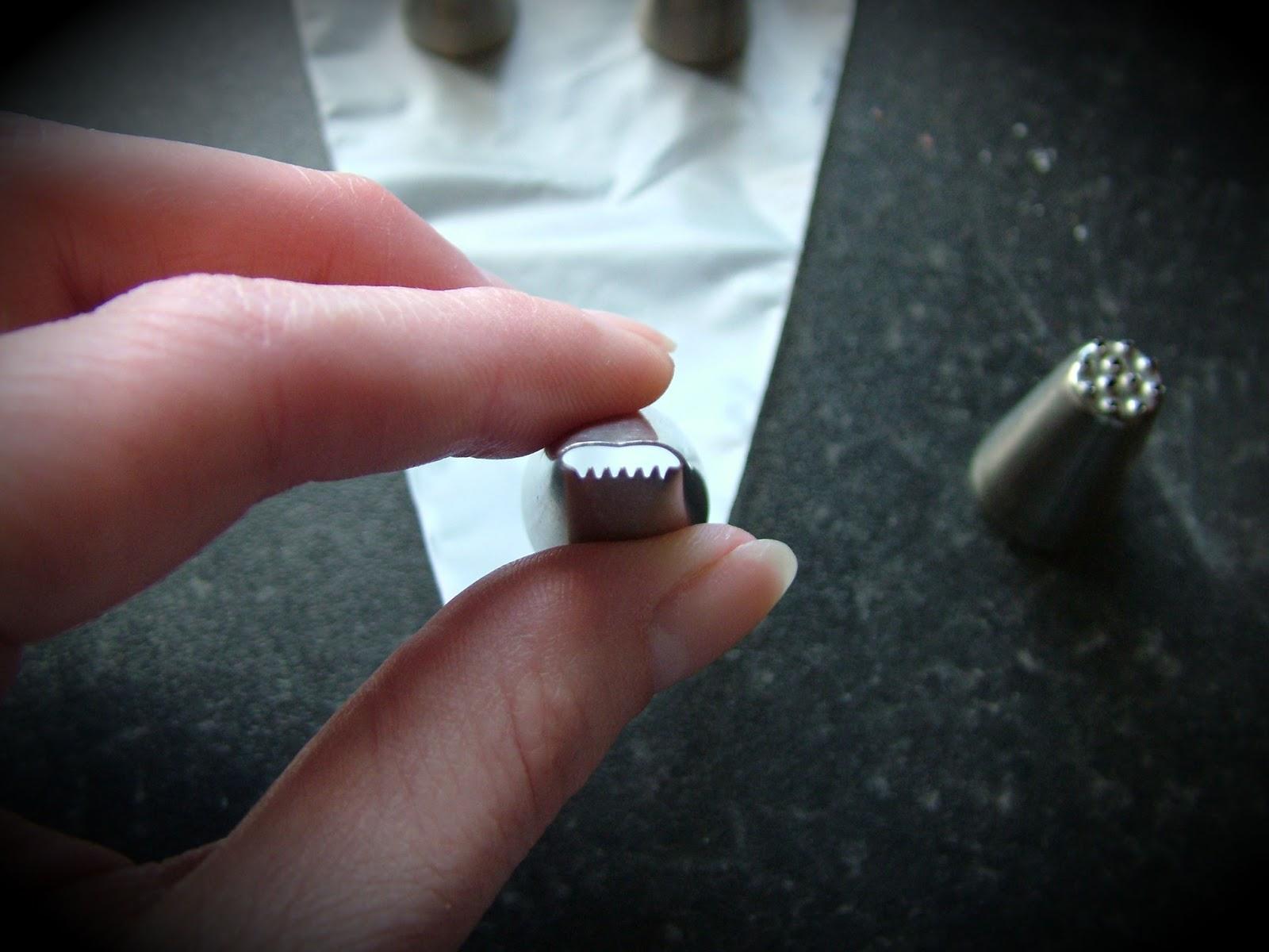 Basketweave nozzle