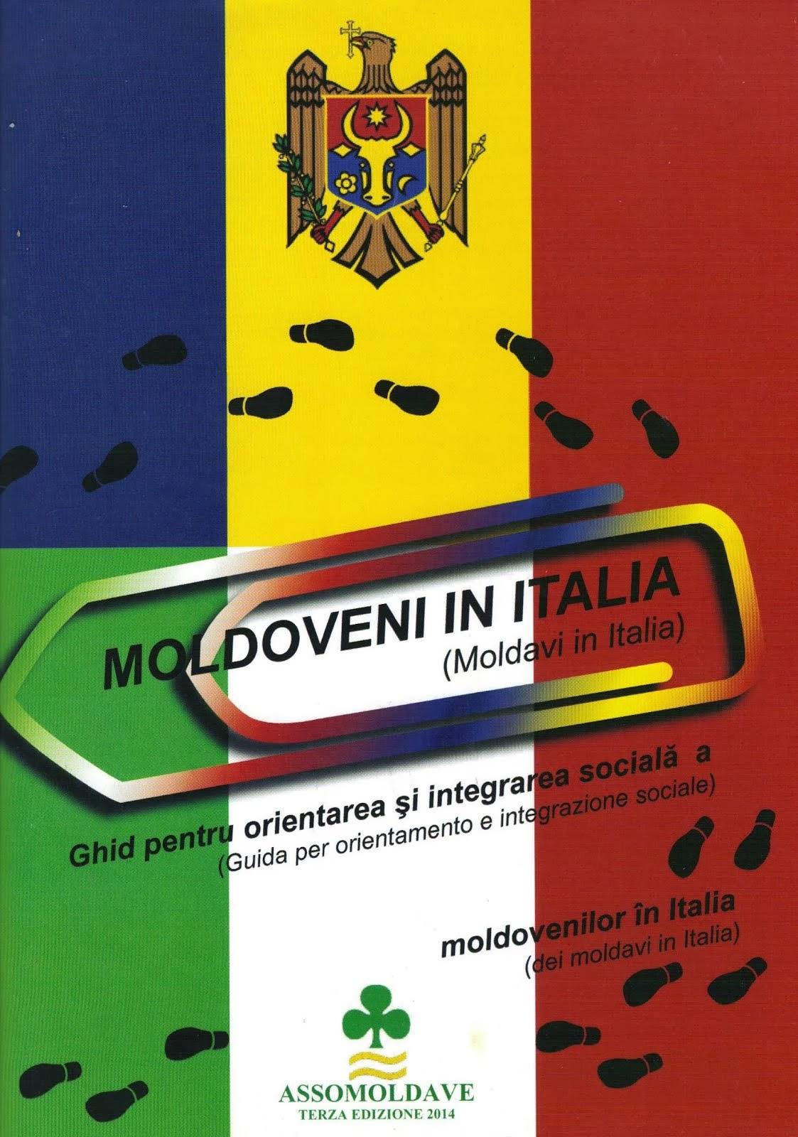 MOLDOVENI IN ITALIA.  III editie.
