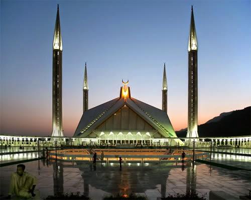 Masjid Faisal, Islamabad, Pakistan