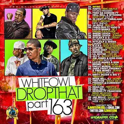 dj whiteowl mixtapes